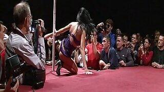 Abelia on stage – uncut